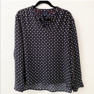 Tommy Hilfiger Blouse Long Sleeve